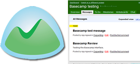 | Basecamp - Project Management Made Easy