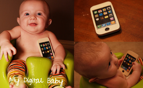 | Best Toy for the Digital Baby
