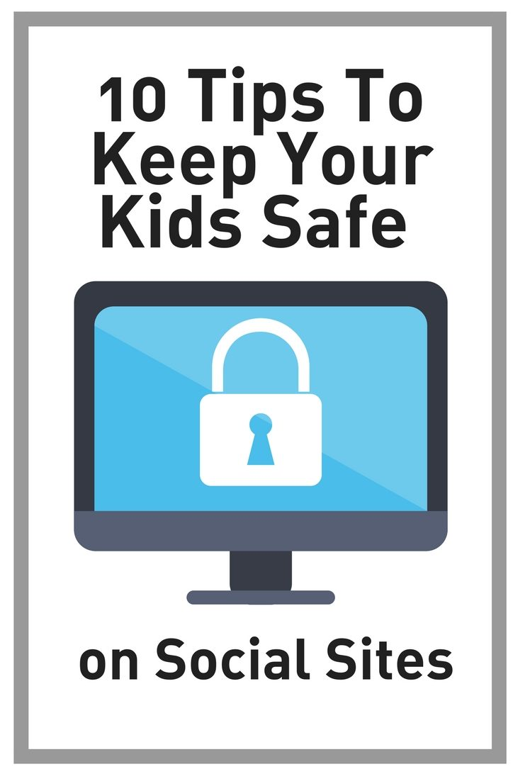 Social Site Safety Tips for Kids