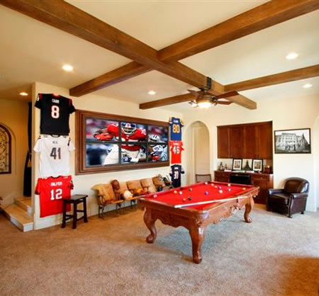 | 5 Ways Video Walls Are Being Used In Homes