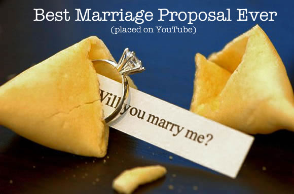 best marriage proposal