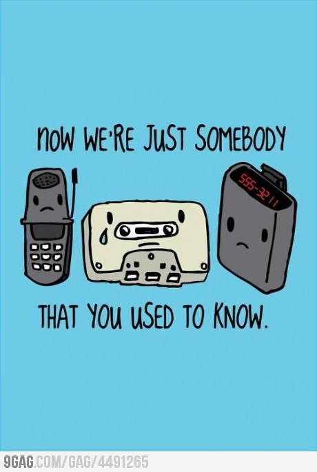 somebody that you use to know