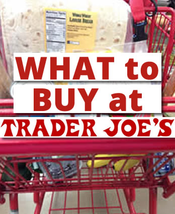 what to buy at trader joes
