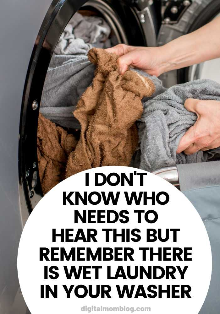 funny laundry meme clothes in washer