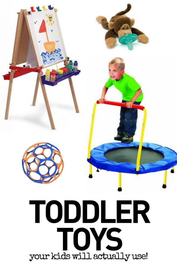 | 10 Best Non Tech Toddler Toys That Your Kids Will Actually Use!