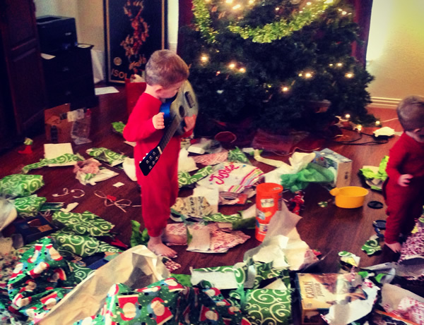 aftermath christmas day