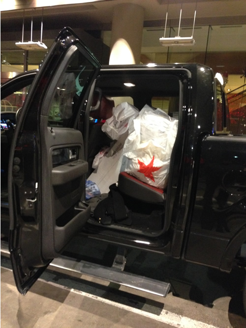 ford f150 on black friday