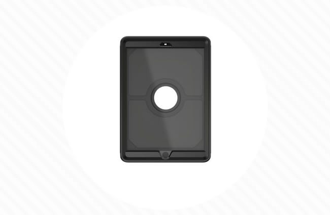 black otterbox defender ipad kids case