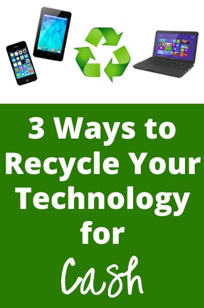 recycle your technology for cash