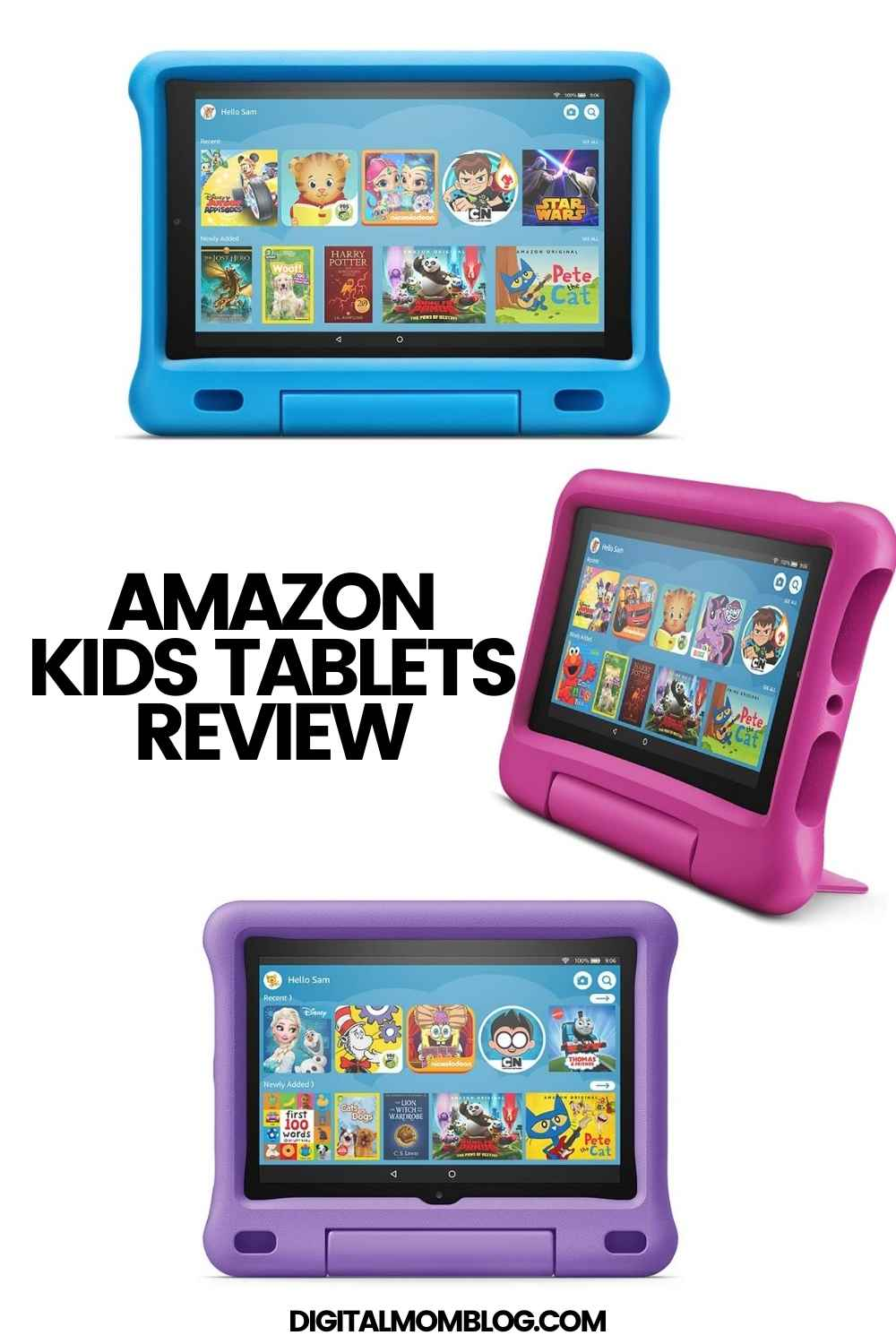 amazon kids tablet review fire