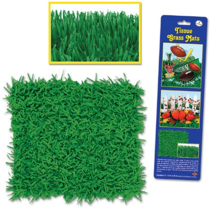 minecraft-party-grass