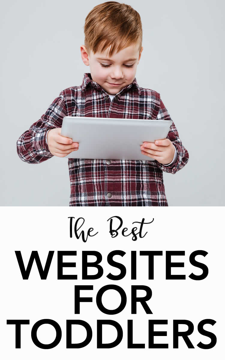 Toddler Websites for teaching your kids how to use the internet safeley