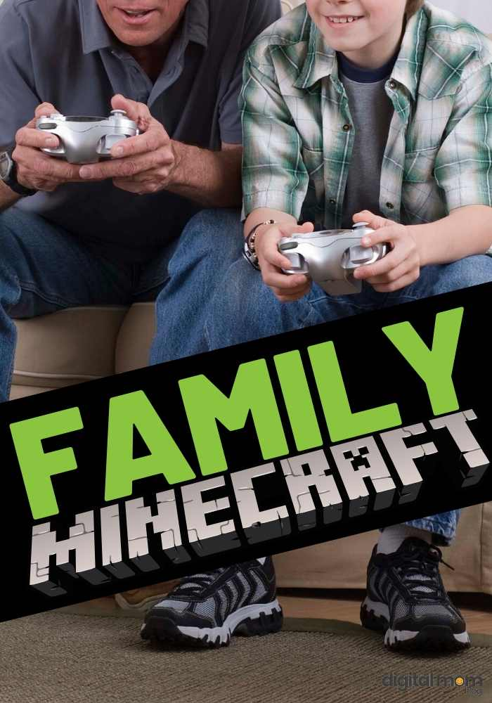family minecraft facts