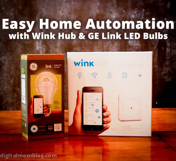 home automation with wink hub