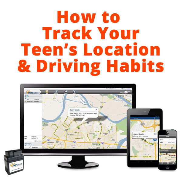 How to Track Your Teen's Driving Habits  and Location