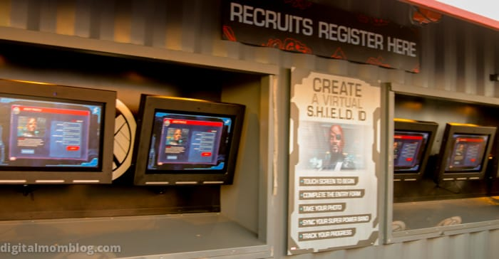 Marvel Experience Review Recruits