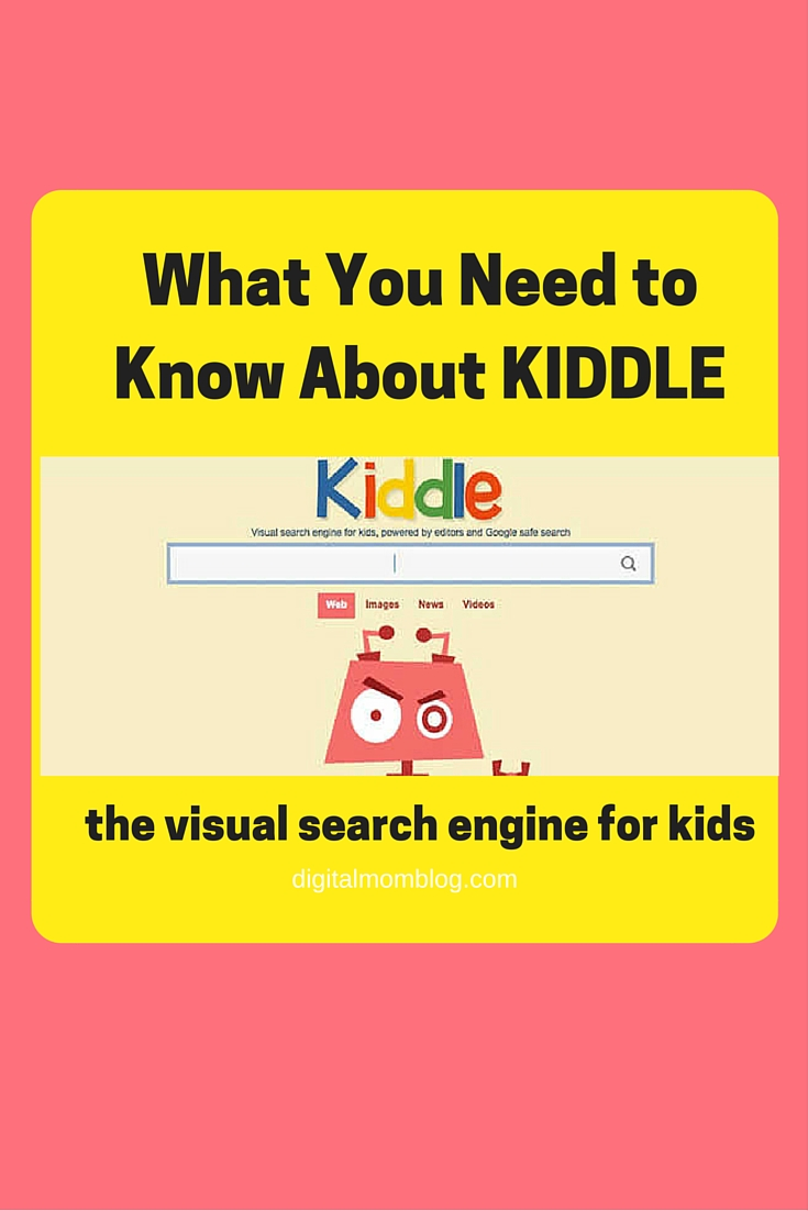 What You Need to Know About KIDDLE