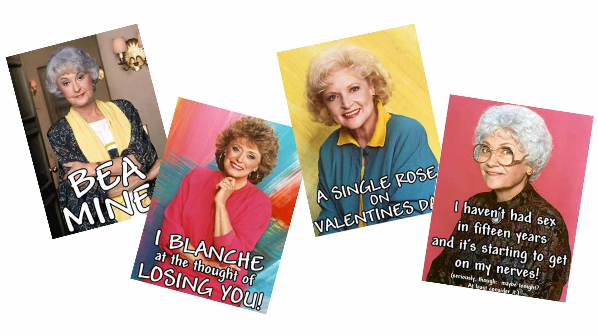 golden girls vday