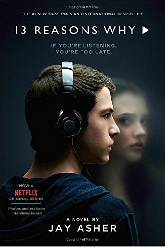 13 Reasons Why Book by Jay Asher