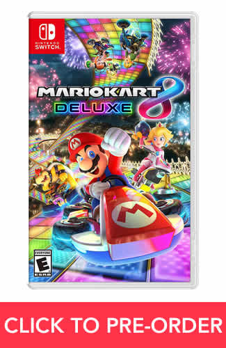 Mario Kart for Switch Pre Order