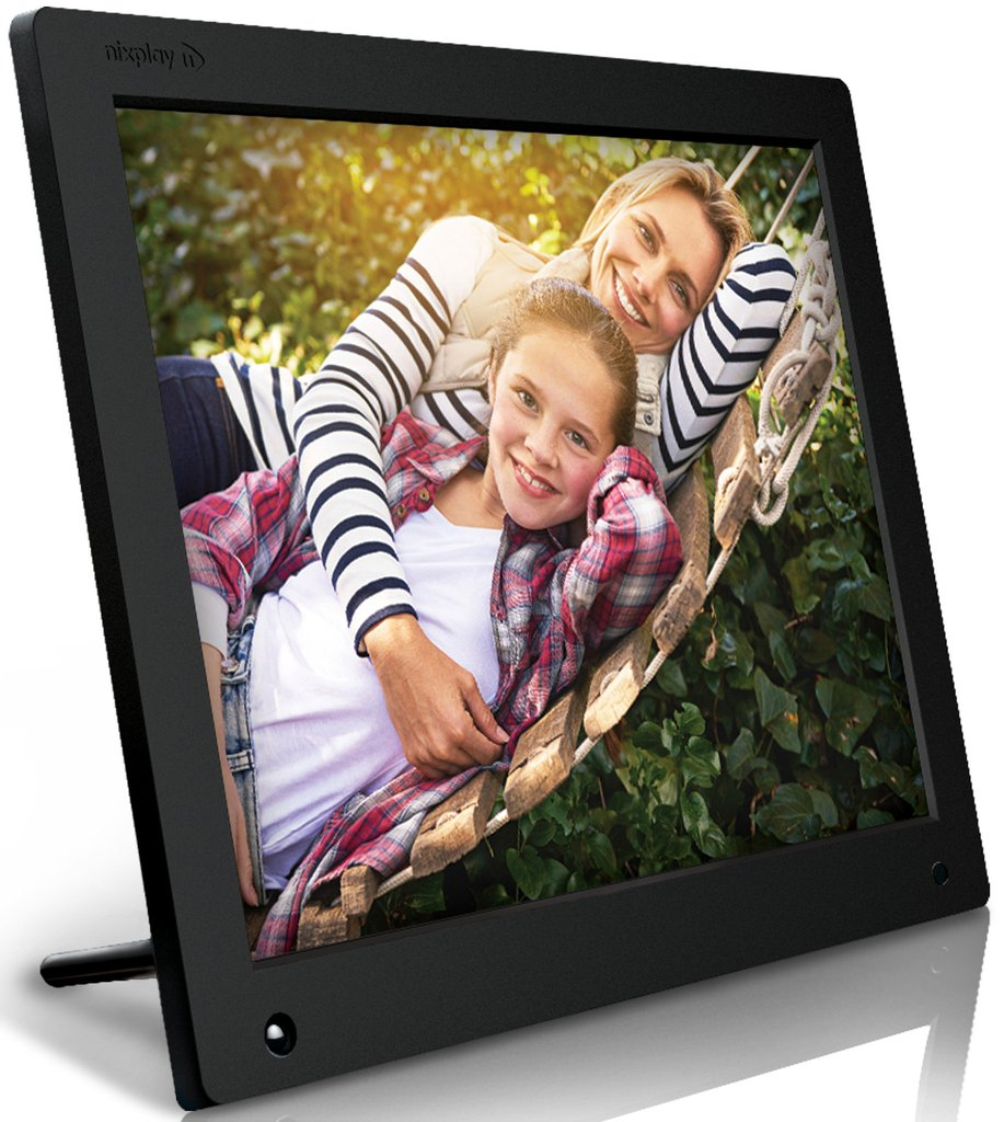 nixplay digital frame - father's day gift ideas