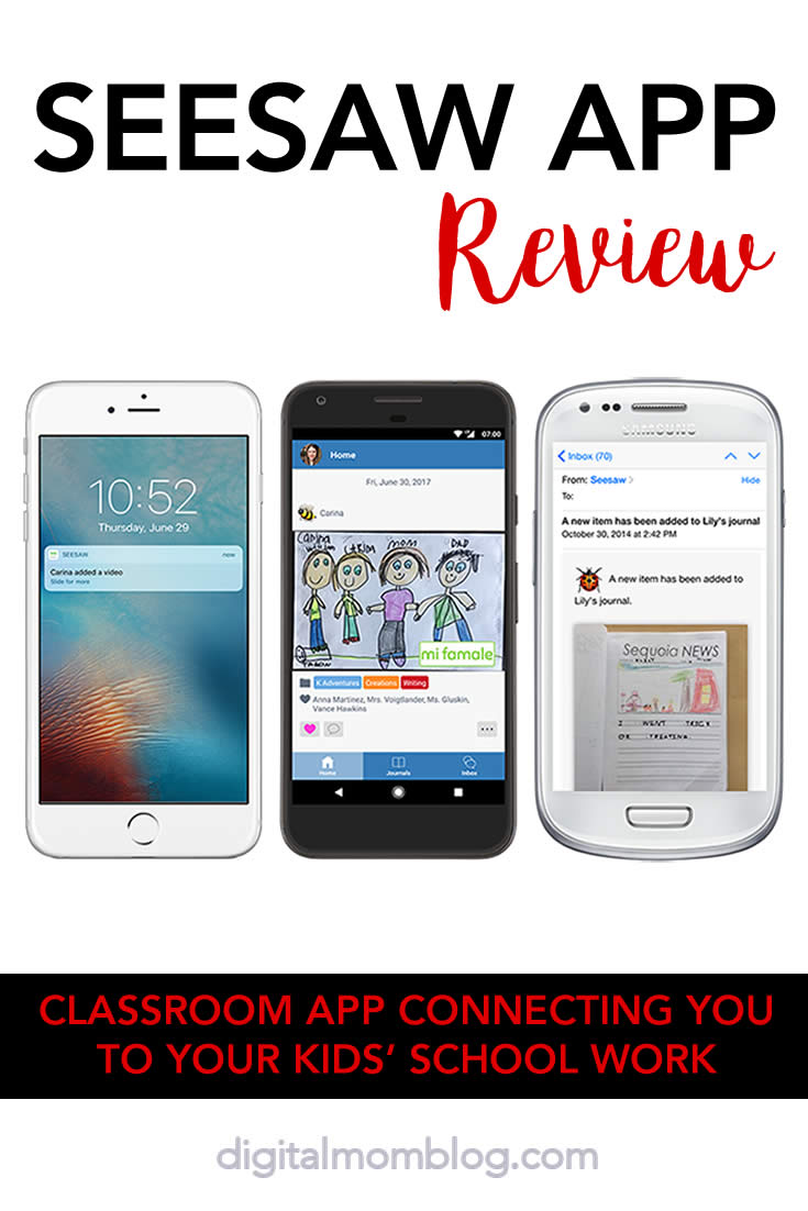 Seesaw App Review