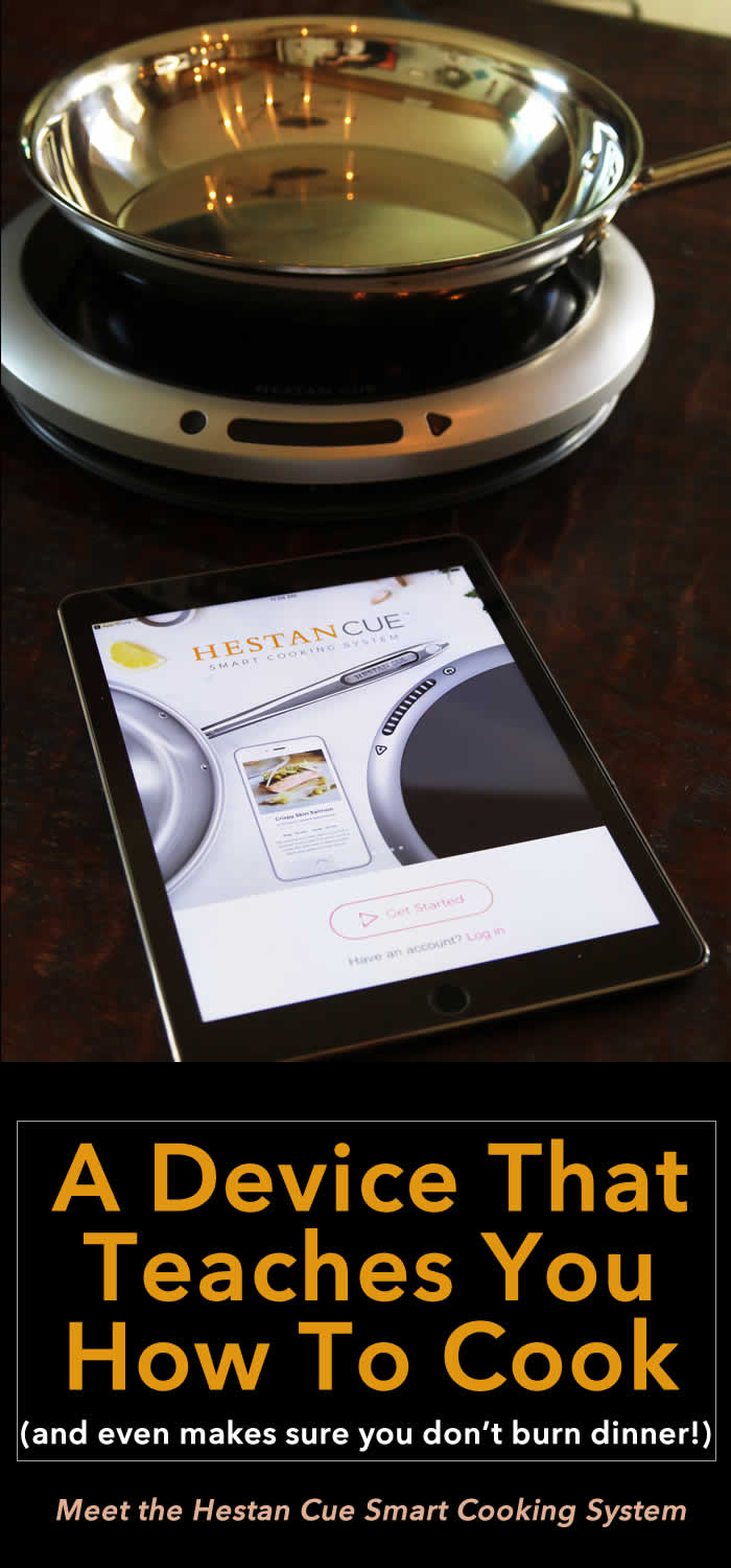 Hestan Cue Smart Cooking System Review