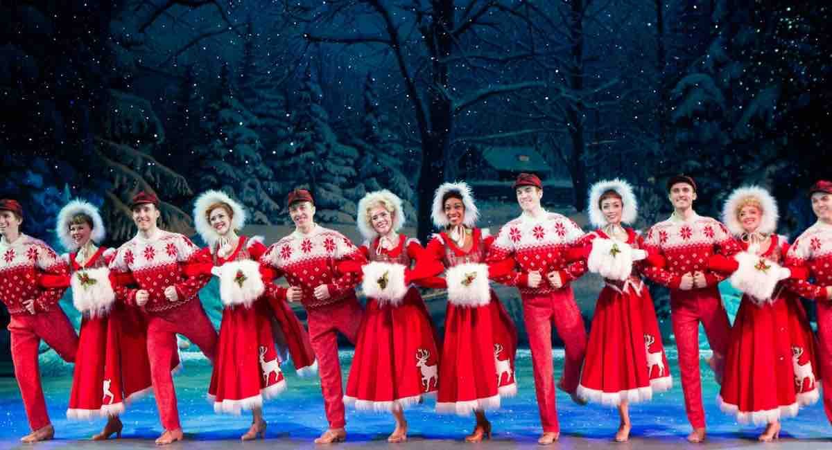 White Christmas Broadway Dallas