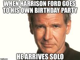hans solo birthday graphic star wars