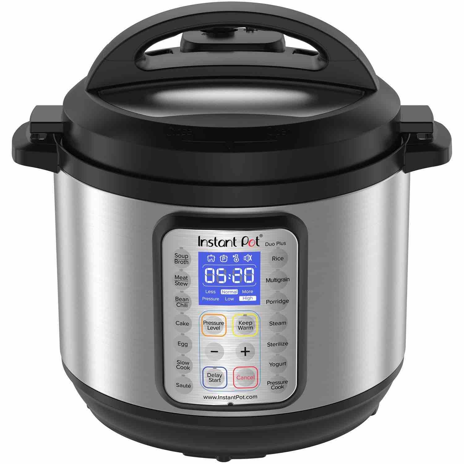 New Instant Pot Duo Plus LCD Screen