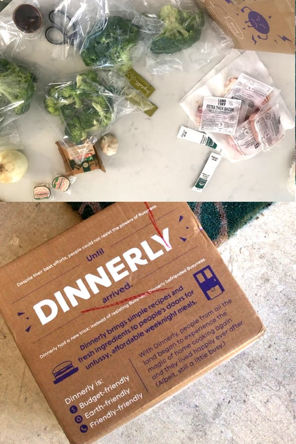 Affordable Dinner Options from Dinnerly