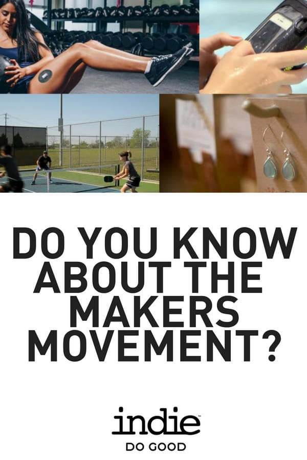 what is the makers movement