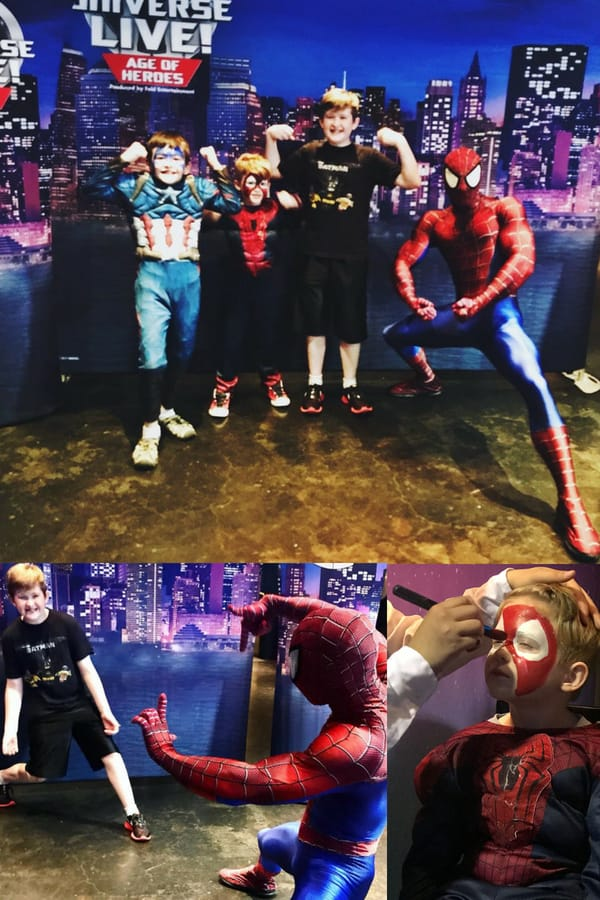 Marvel Live Events
