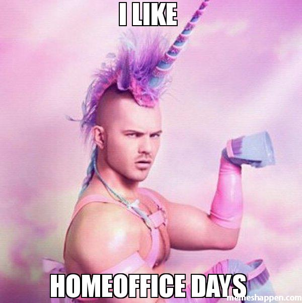 home office days meme