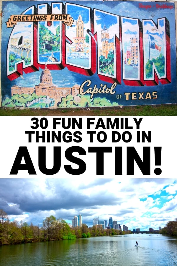 family things to do in austin texas