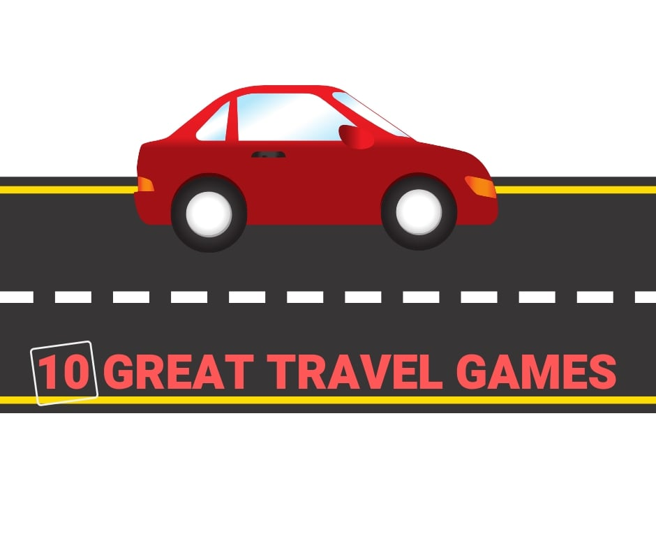 travel games for road trips