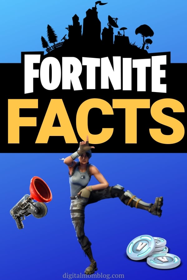 Fortnite Facts