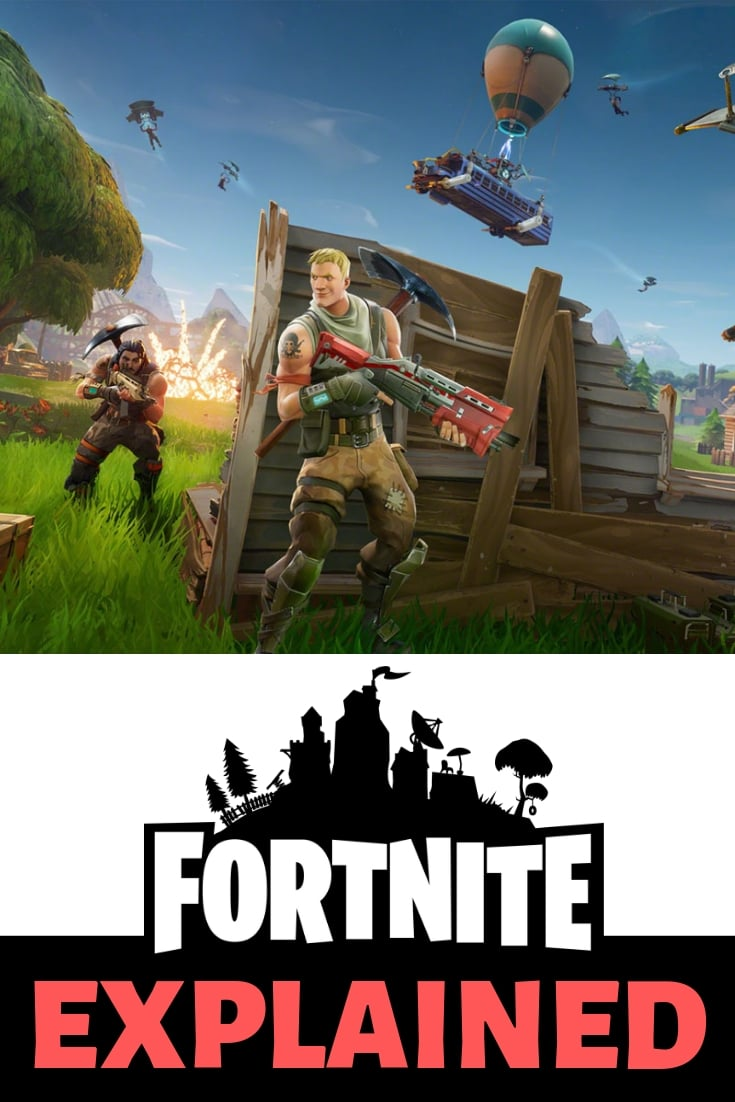 What is Fortnite - Fortnite game explained