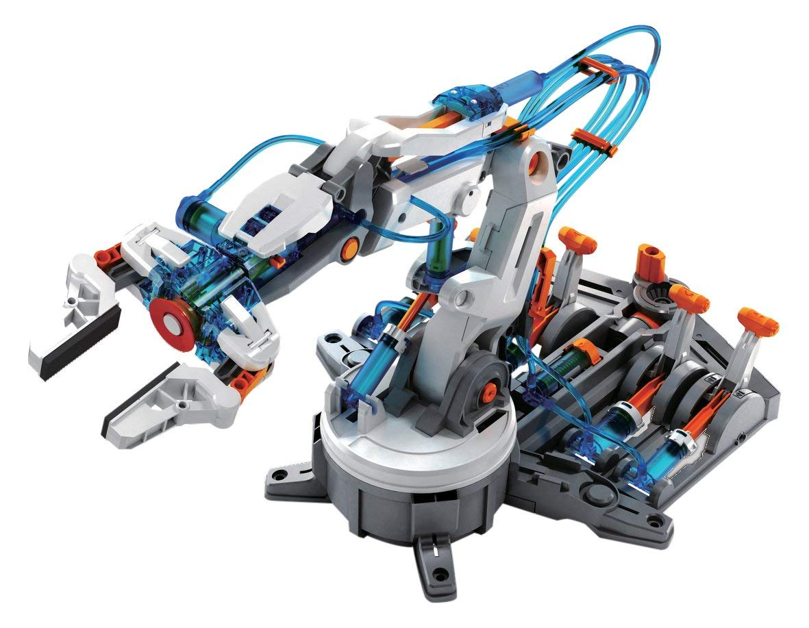 robot arm kit - tech gifts for boys 2020