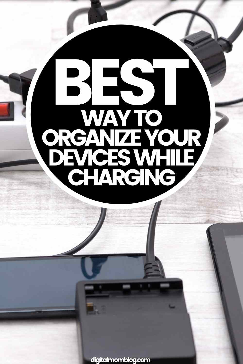 best charging station phone charger organizer