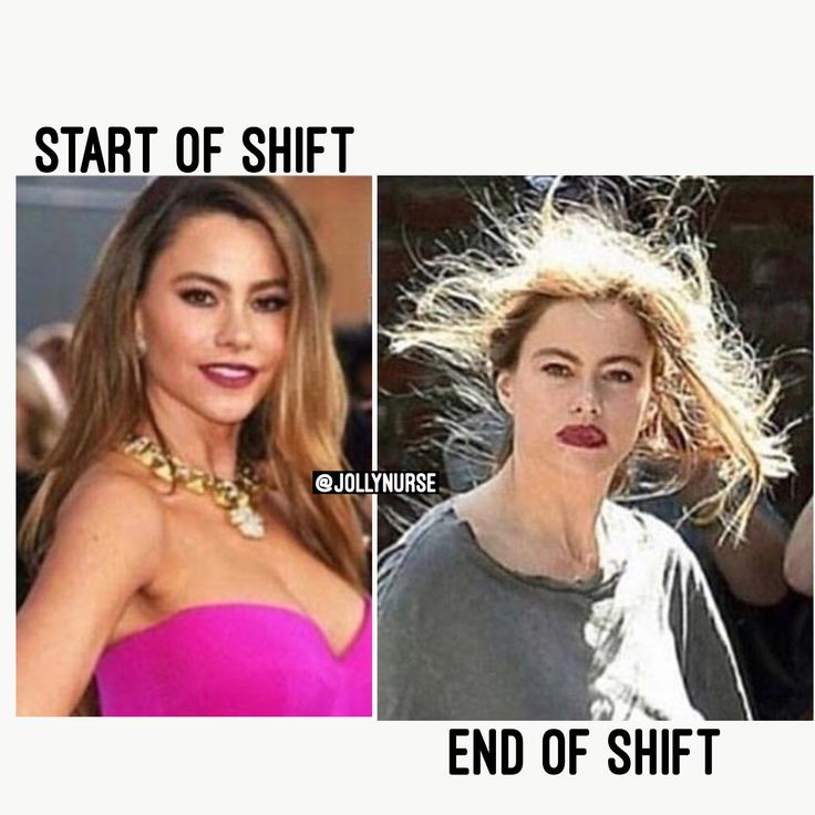 Funny Work Meme - Before and After Photos after 10 years on the job