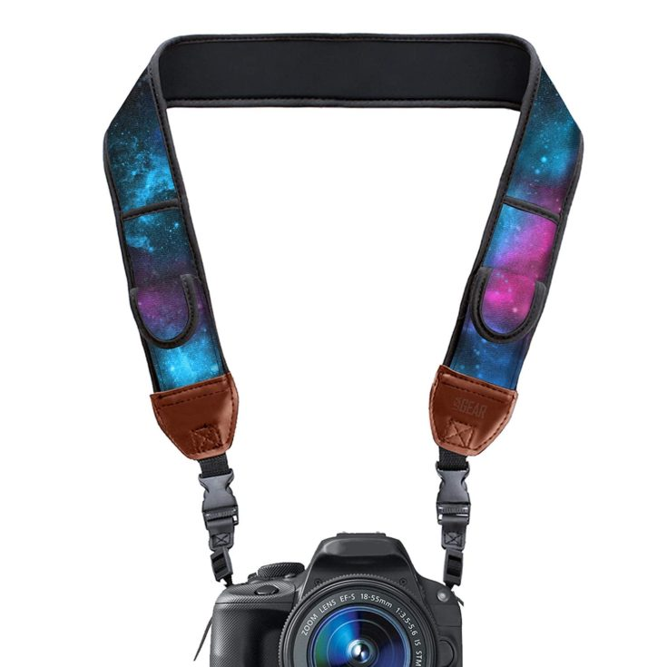   Custom Camera Straps - Doll Up Your Camera These Adorable Straps