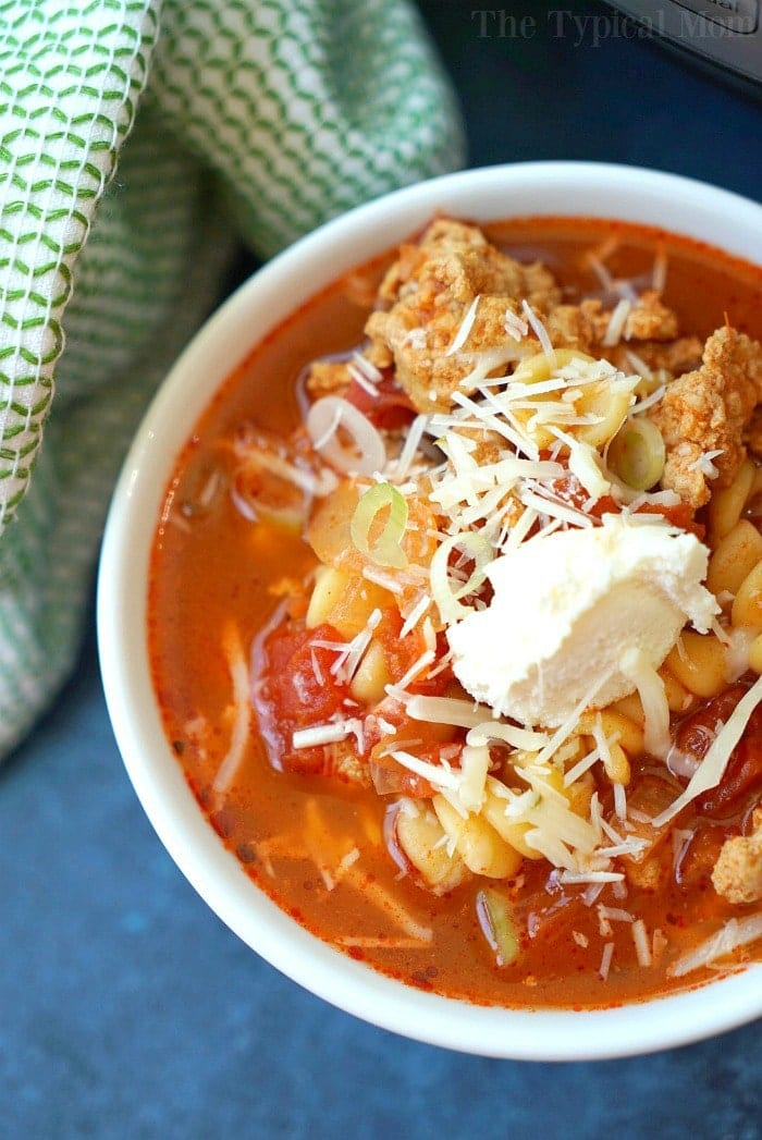 | Best Instant Pot Soup Recipes - Perfect for Cold Weather!