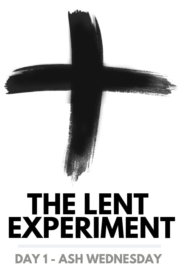 lent day 1 ash wednesday