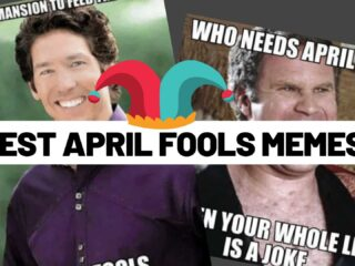 best april fools memes