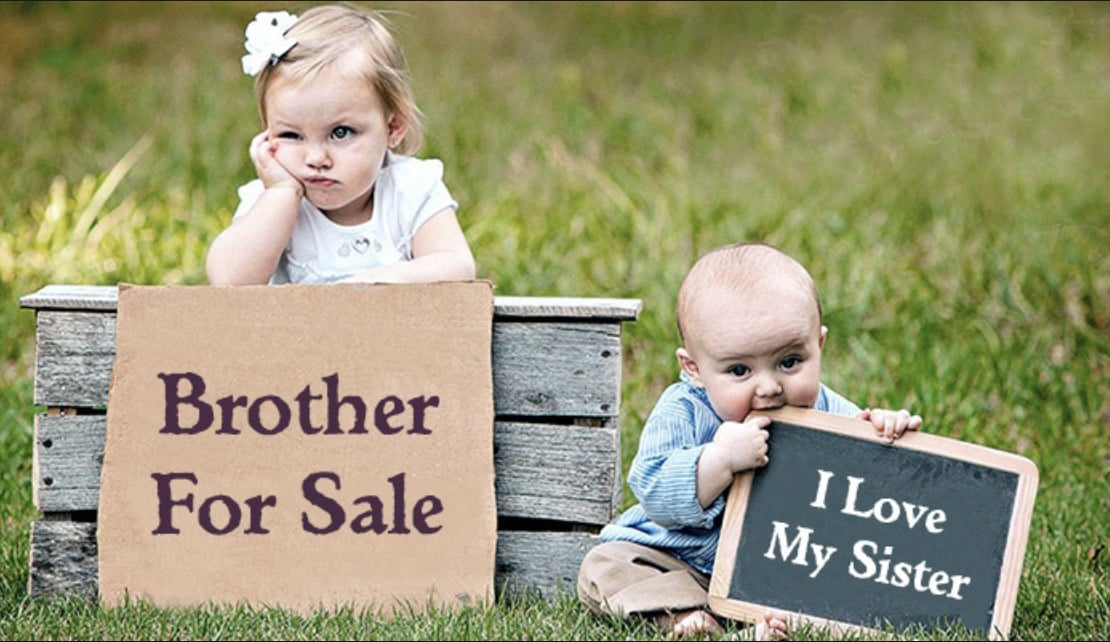 brother for sale meme