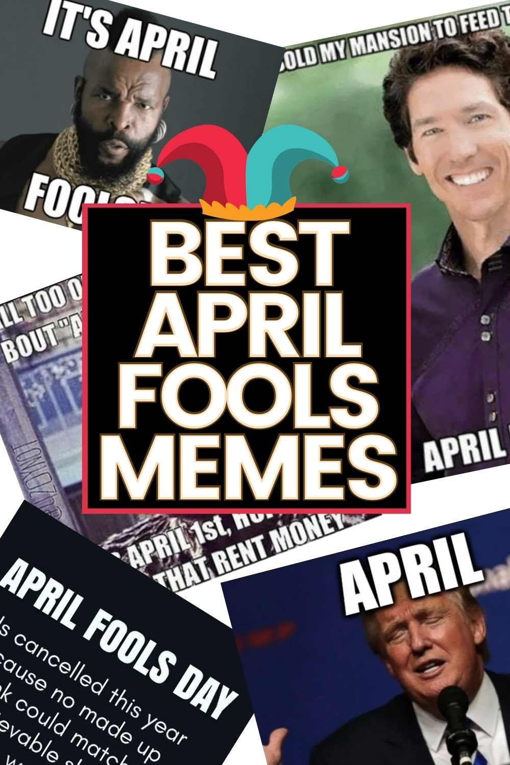 April fools memes - funny images about april 1st jokes and pranks