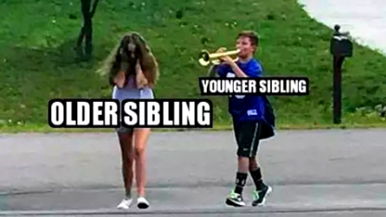 Funny sibling memes brother memes and sister memes for national sibling day