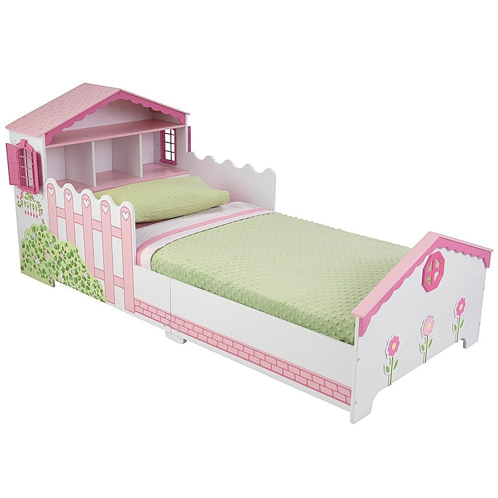 dollhouse bed - toddler beds for girls