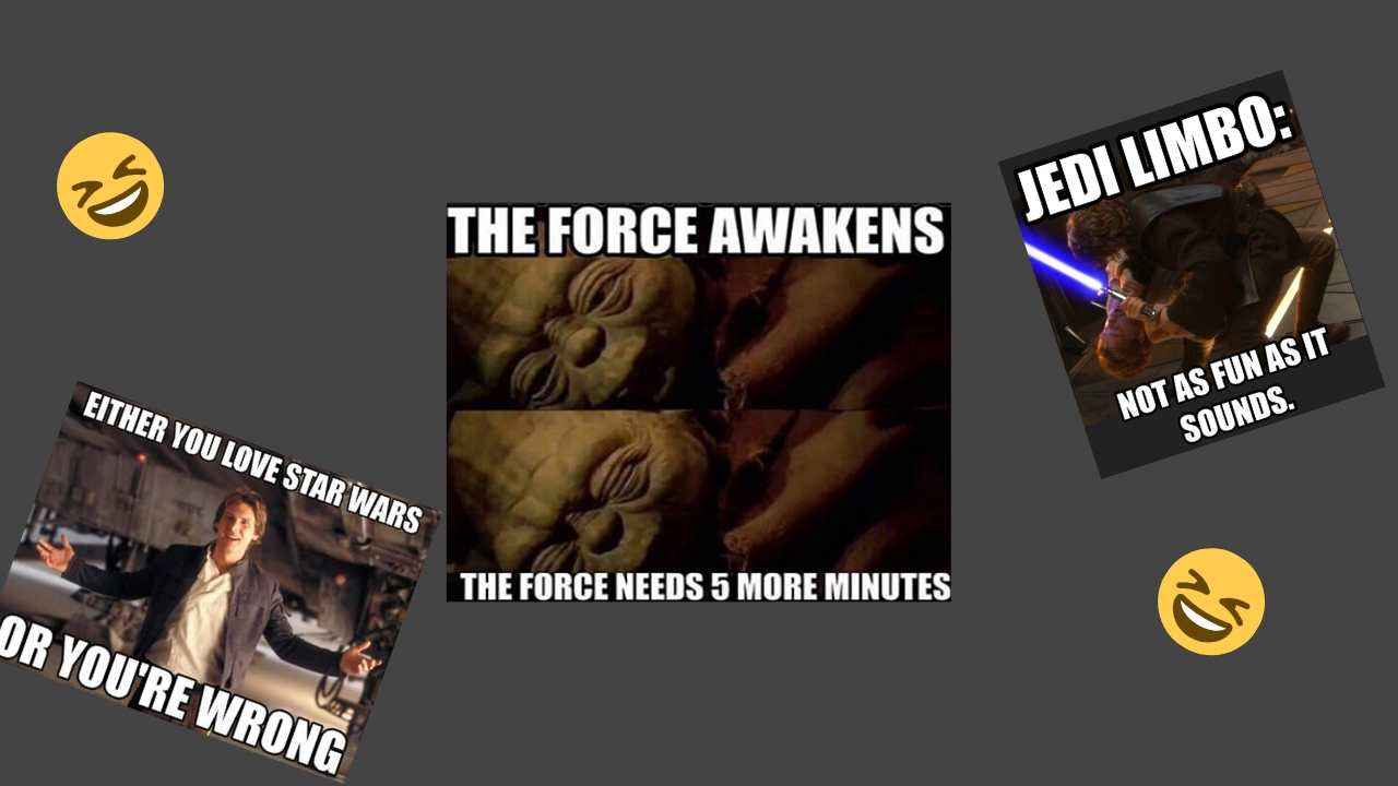 memes about star wars